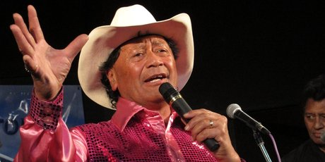 Top-selling country singer Dennis Marsh will be one of many acts at this weekend's Ngapuhi Festival. PHOTO / PETER DE GRAAF