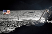 A scientist says a faked Moon landing cannot be true or it would have been exposed within a few years. Photo / Supplied