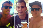 Could Logan Dodds, Martin Colenbrander or Logan Marbeck be the next Bachelor? Photo / Instagram