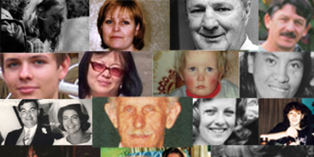 Loading The Herald looks at other cold cases in New Zealand - solved and unsolved. Photo / Supplied