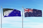 Fran O'Sullivan talks to Air New Zealand CEO Christopher Luxon about changing the New Zealand flag and national identity.