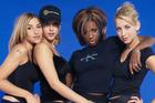 English-Canadian girl group All Saints, Melanie Blatt, Nicole Appleton, Shaznay Lewis and Natalie Appleton, circa 1995. Photo / Getty Images