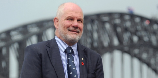 "Australian Republican Movement chair Peter FitzSimons says Australia ""can do better than to find our heads of state from one family of unelected people living in a palace in England"". Photo / Getty"