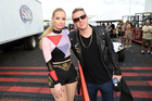 Macklemore called out Iggy Azalea in a new song addressing cultural appropriation. Photo / Getty