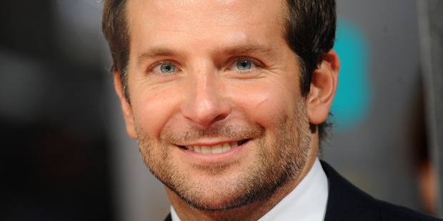Actor Bradley Cooper has a doppleganger inpersonaiting him at Sundance. Photo / Getty Images