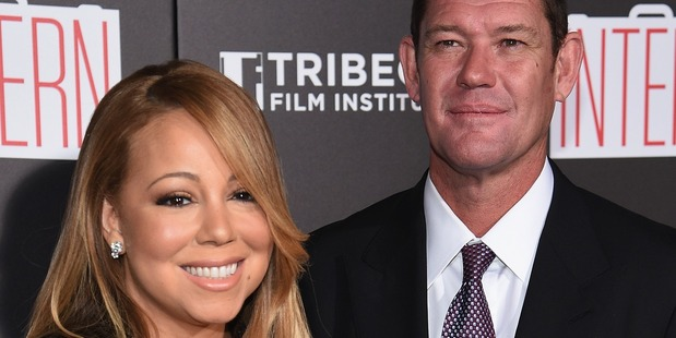 Mariah Carey's Feuding Dogs Only Fly First Class Separately