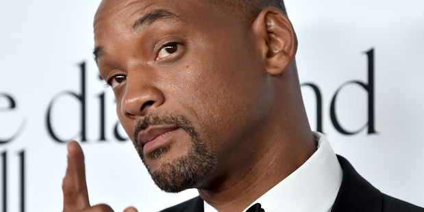 Actor Will Smith. Photo / Getty Images