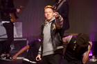 Macklemore is a divisive figure in the music industry and his latest single is no exception. Photo / Getty