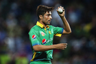 Mohammad Amir has come under fire from fans. Photo / Getty Images