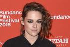 Actress Kristen Stewart. Photo / Getty Images