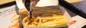 Chocolate french fries served up at McDonald's