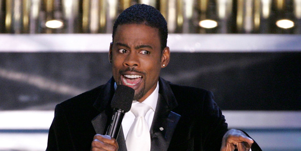 Comedian, Chris Rock. Photo / Getty Images