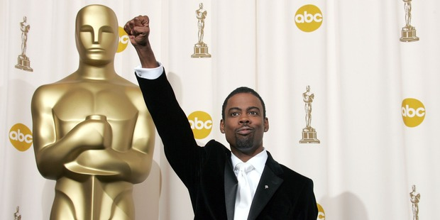 Comedian Chris Rock is set to host the Annual Academy Awards, but will he? Photo / Getty Images
