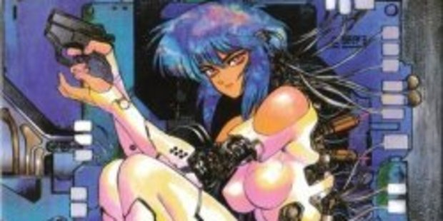 Cover of the original manga which underwent censorship and revision for western audiences.