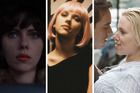 Scarlett Johansson stars in Under the Skin, Lost in Translation and Match Point.