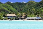 The Pacific Resort in Rarotonga is a child-friendly haven.