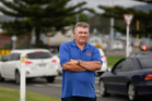 Driving instructor Jeroen van der Beek sees a lot of people changing lanes around the Bayfair roundabout. Photo / George Novak