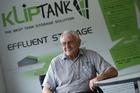 Neil Peterken, founder of Kliptank.