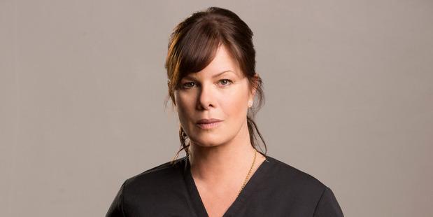 Marcia Gay Harden as Dr Leanne Rorish. Photo / ABC Studios
