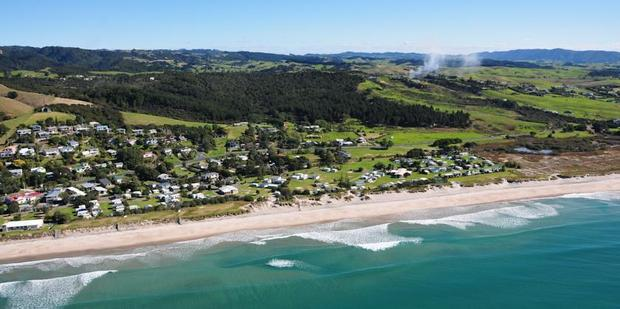 Camp Waipu Cove in Northland is a great place to take the kids this weekend. Photo / Supplied