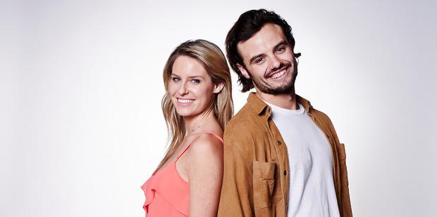 Josh McKenzie and Emma Fenton.