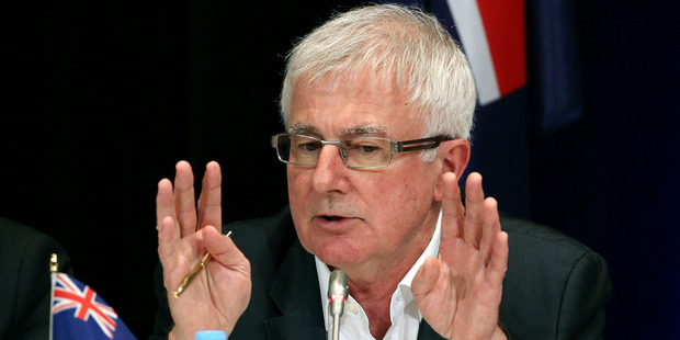 Tim Groser built on Phil Goff's record and worked with other nations. Photo / AP