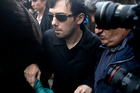 Martin Shkreli leaving court earlier this year. Photo / AP