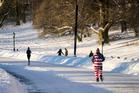 Jack Tame: Diamonds in the snow