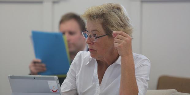 Rangitikei District councillor Lynne Sheridan
