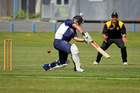 It's a tight title race in the Western Bay of Plenty Cricket championship.