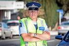 Head of Western Bay Road Policing Senior Sergeant Ian Campion. Photo/file
