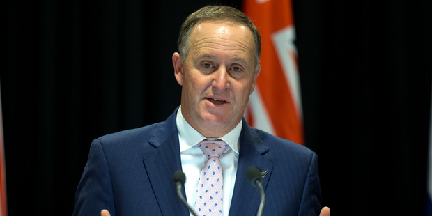 John Key will deliver his speech to the Auckland Chamber of Commerce on Wednesday. Photo / Mark Mitchell