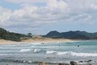 Hot Water Beach near Hahei on the Coromandel Pensinsula. Photo / NZME.