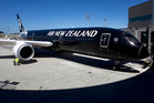 Air New Zealand chief executive Christopher Luxon said lower fuel costs, an expanded fleet and increased competition would pull down domestic and international prices. Photo / Alan Gibson