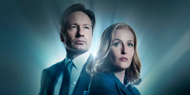 The X-Files returns to TV screens tonight at 8.30pm.