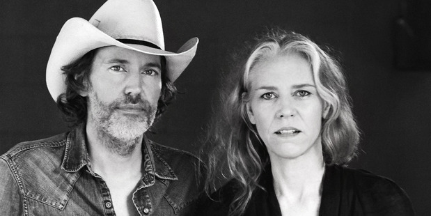 Dave Rawlings and Gillian Welch.