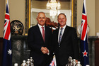 John Key does not agree with Michael Turnbull's opinion of making a country republic. Photo / Getty Images