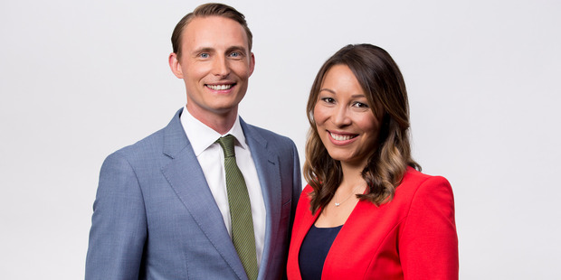 Tom McRae and Melissa Davies will host TV3's weekend news.