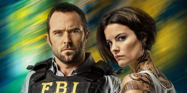 "Sullivan Stapleton as Special Agent Kurt Weller and Jaimie Alexander as ""Jane."" Photo / Supplied"