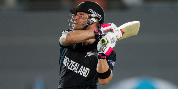Brendon McCullum is hoping for a last hurrah. Photo / Jason Oxenham