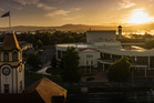 Tourism Rotorua building and Sir Howard Morrison Performing Arts Centre. PHOTO/FILE