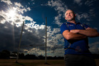 Brendon Webby, the new head coach for the 2016 Women's Provincial Mitre 10 Cup.