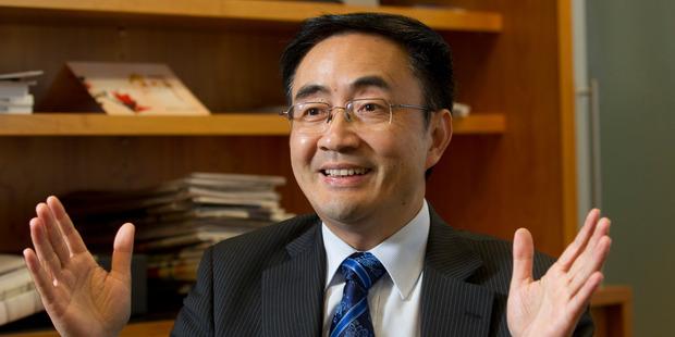 National List MP Jian Yang. Photo /  Mark Mitchell
