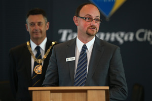 Councillor Steve Morris. Photo/file