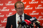 Labour leader Andrew Little instructed his foreign affairs spokes, David Shearer, to apologise to the caucus over comments to the media this week on the Trans Pacific Partnership. Photo / Mark Mitchel