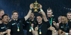 The All Blacks are hot favourites to repeat their success at the 2019 World Cup. Photo / Brett Phibbs