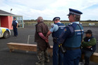The occupation of the Kaitaia Airport in September ended with several arrests by police. Photo / NZME