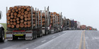 Being a truck driver is stressful and often poorly paid. Photo / NZME.