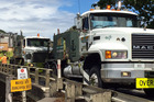 Trucking sector begging for new drivers