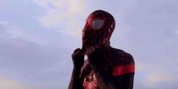 Film makers deliver Spider-Man as you have never seen him before